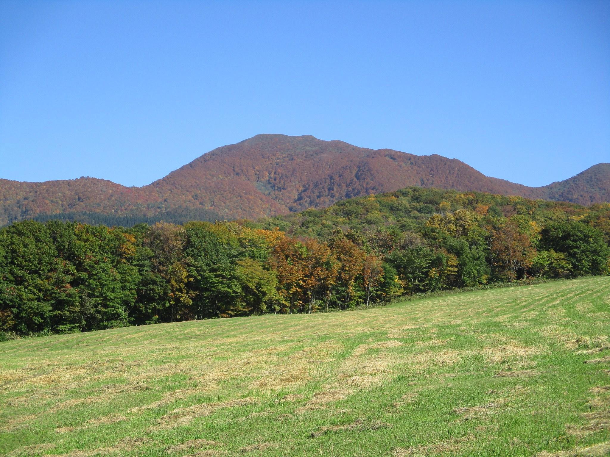 面白山 面白山高原
