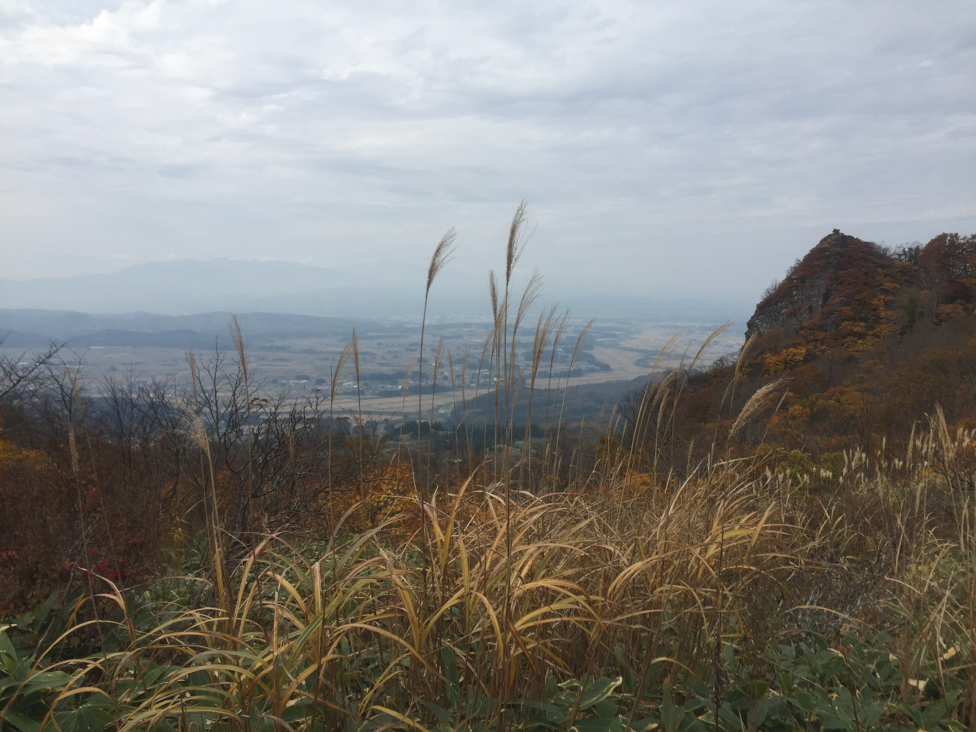 二ツ森 山形百名山 登山道