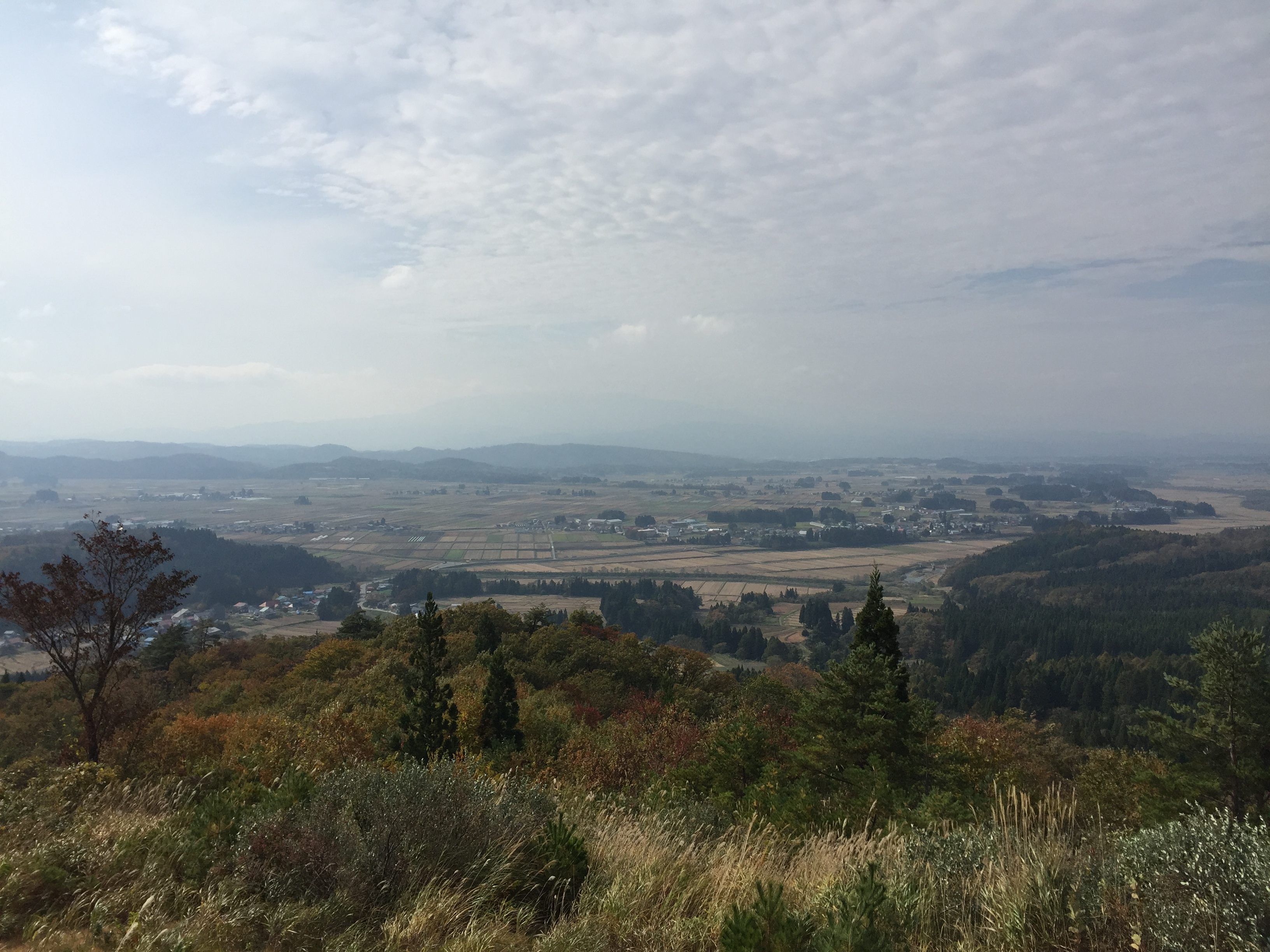 二ツ森 山形百名山 見晴らし台