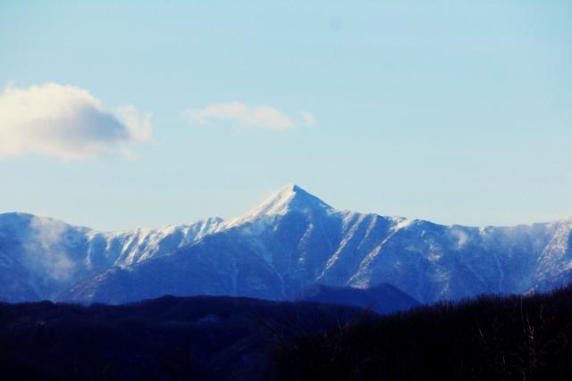 幌尻岳 日本百名山