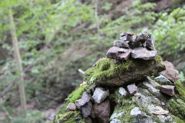 ケルン 積み石