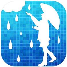 雨かしら? アプリ 天気予報