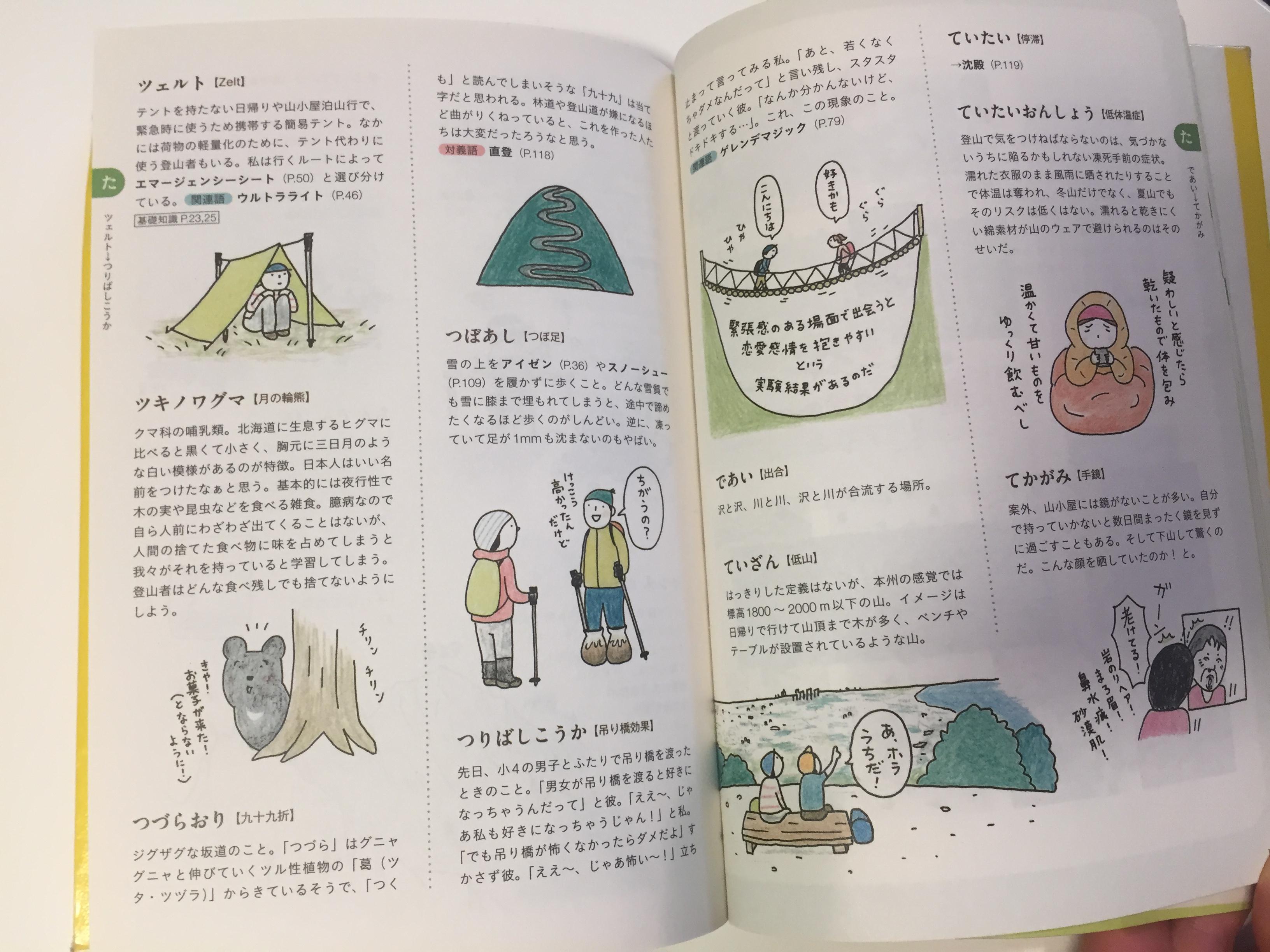 山登り語辞典 鈴木みき