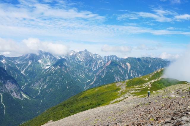 ピストン、ループ、縦走とは?登山ルートの種類と特徴を調べてみた