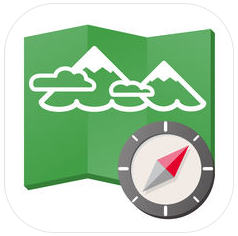 ヤマレコMAP 登山地図 アプリ