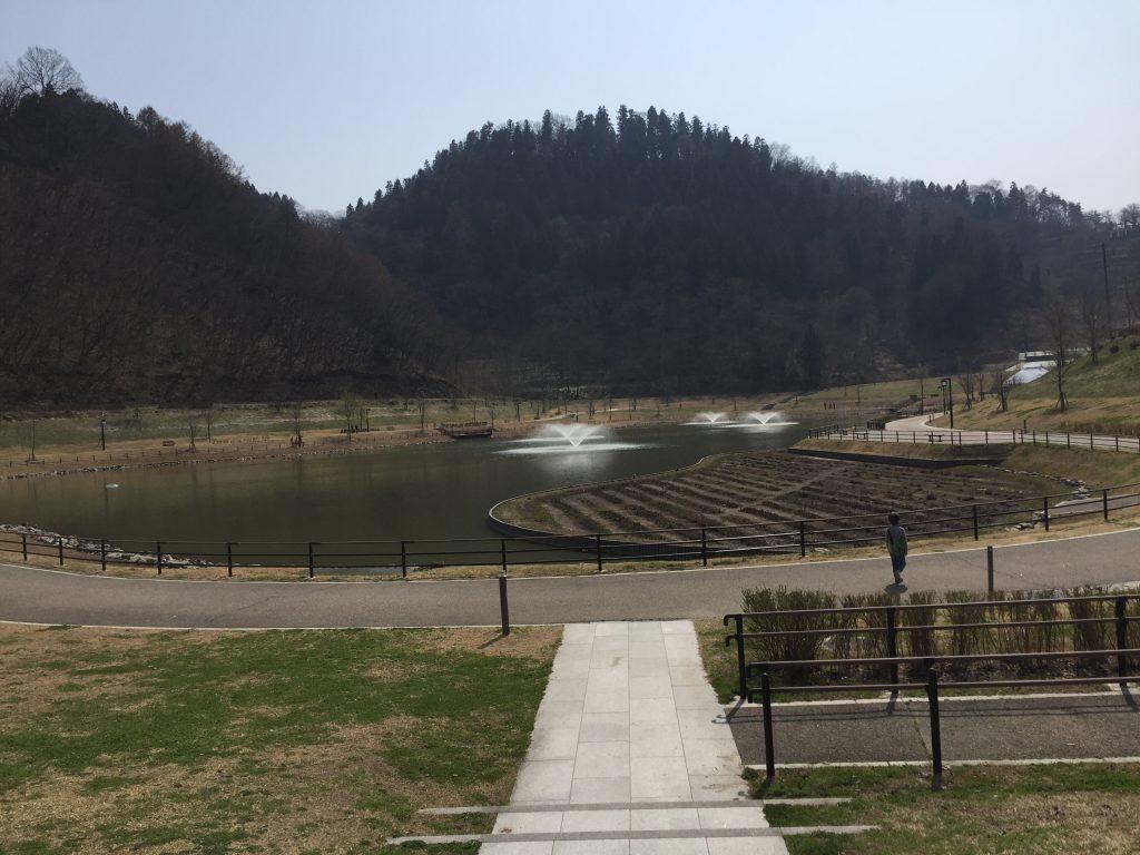 舞鶴山 天童公園