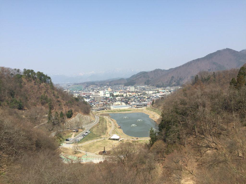 舞鶴山 山形百名山