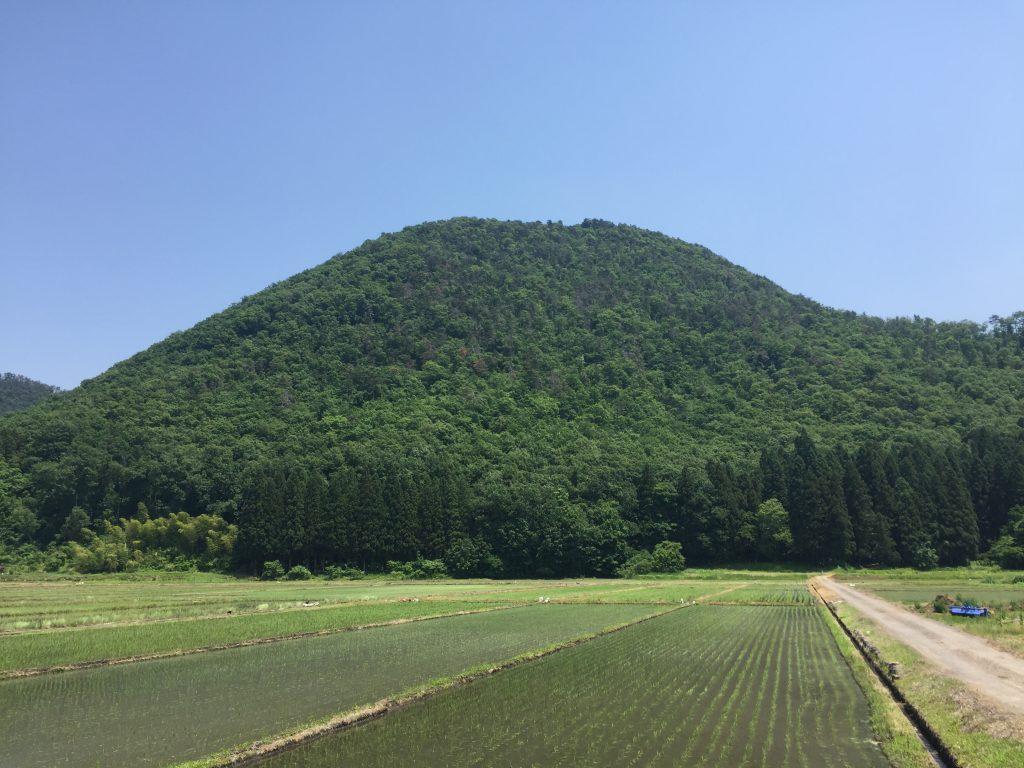 大岡山 山形百名山