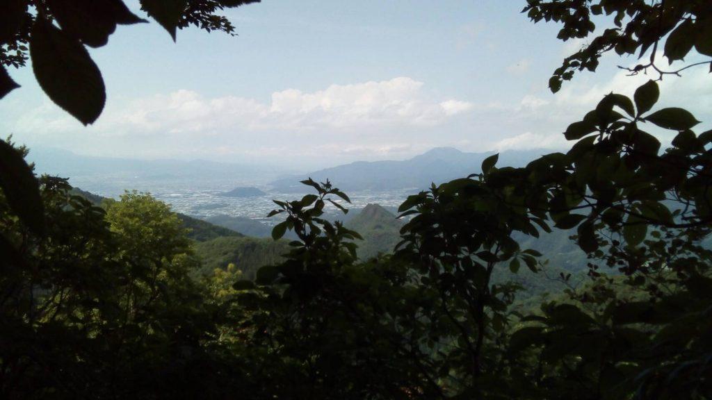 雨呼山 山形百名山 登山道 展望 眺望