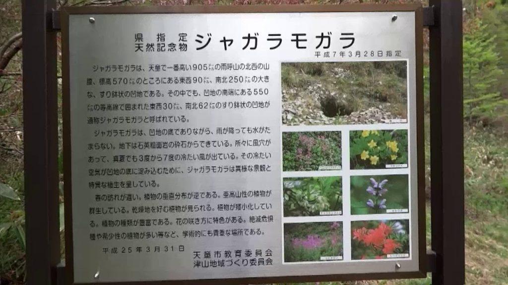 ジャガラモガラ 山形県天童市