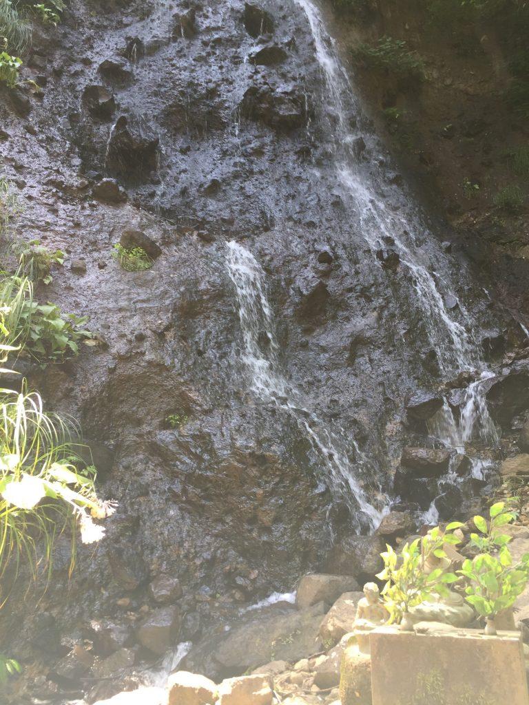 羽黒山 須賀の滝