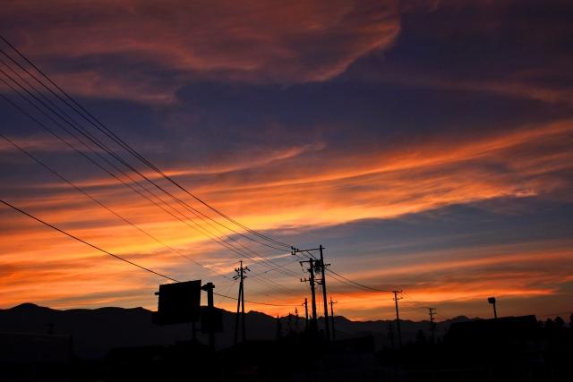 天気を予測するのに役立つ観天望気とは?科学的根拠はある?