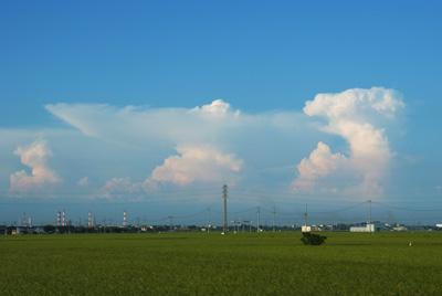 積乱雲 入道雲