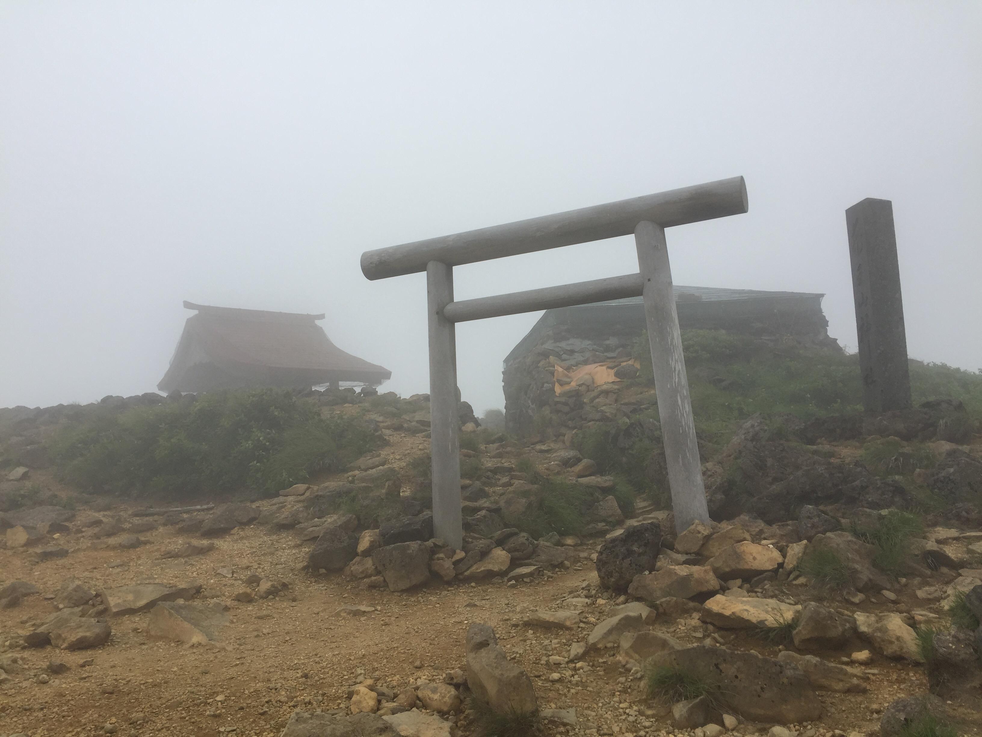 蔵王 熊野岳 日本百名山 山形百名山 登山道