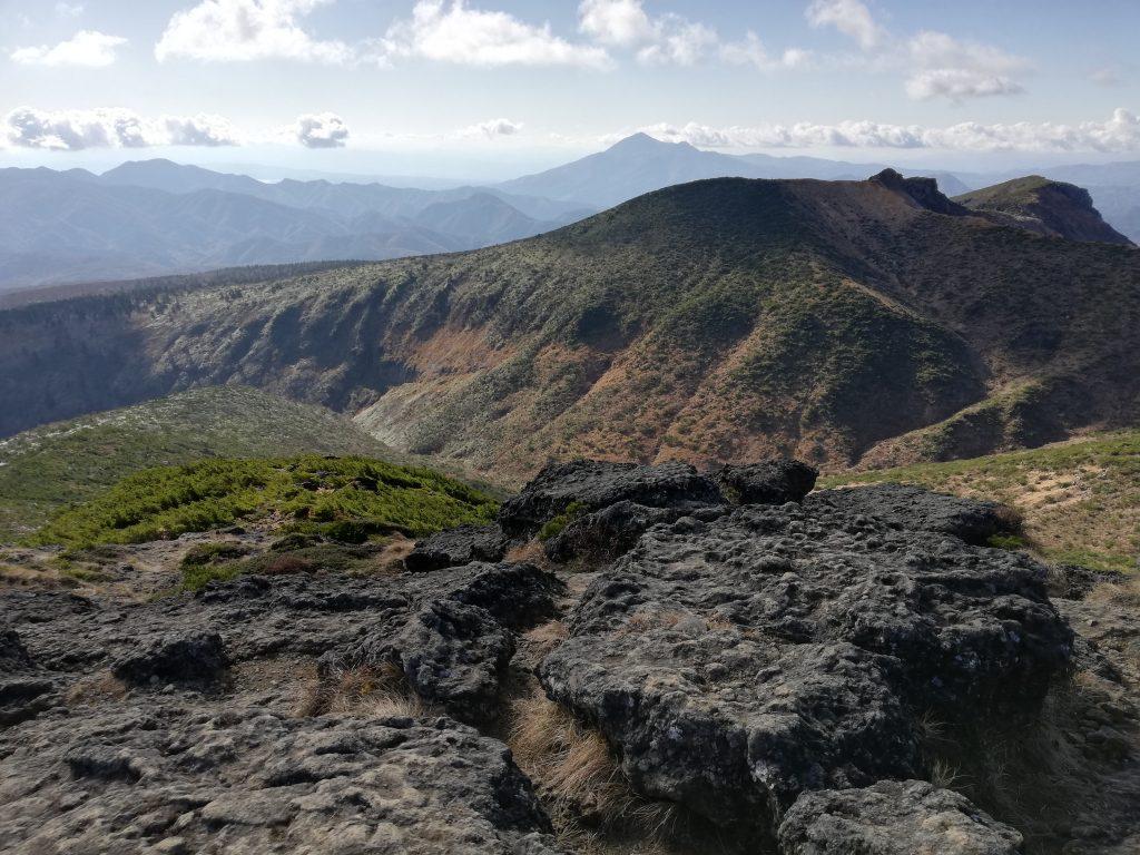 安達太良山 山頂