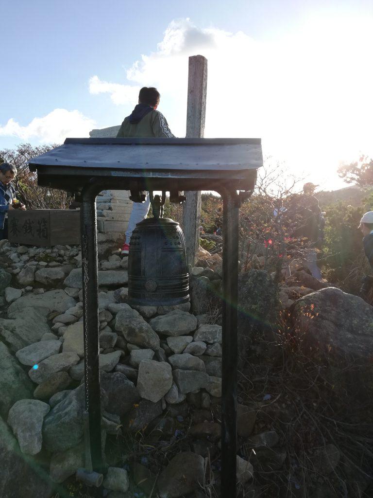 安達太良山 薬師岳展望台