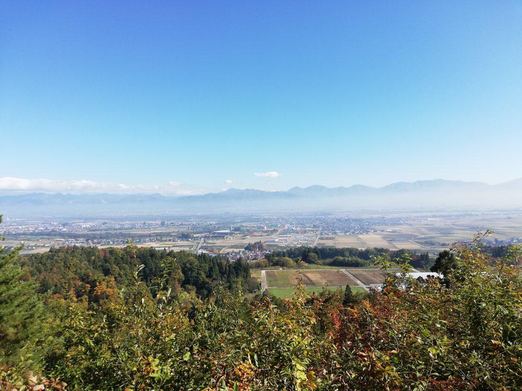 高取山 山形百名山
