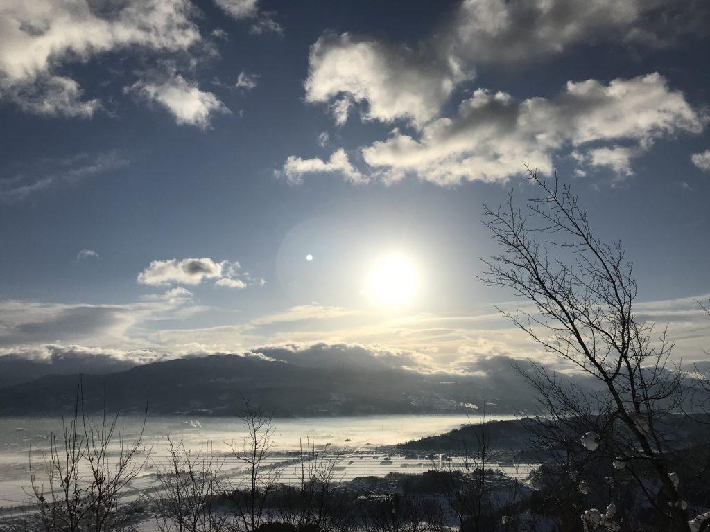 富神山 山形百名山