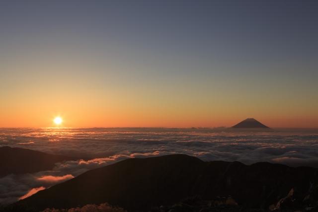 わたしが今年登りたい山と今年叶えたい登山目標!雪山歩きに山ごはん、山小屋泊!