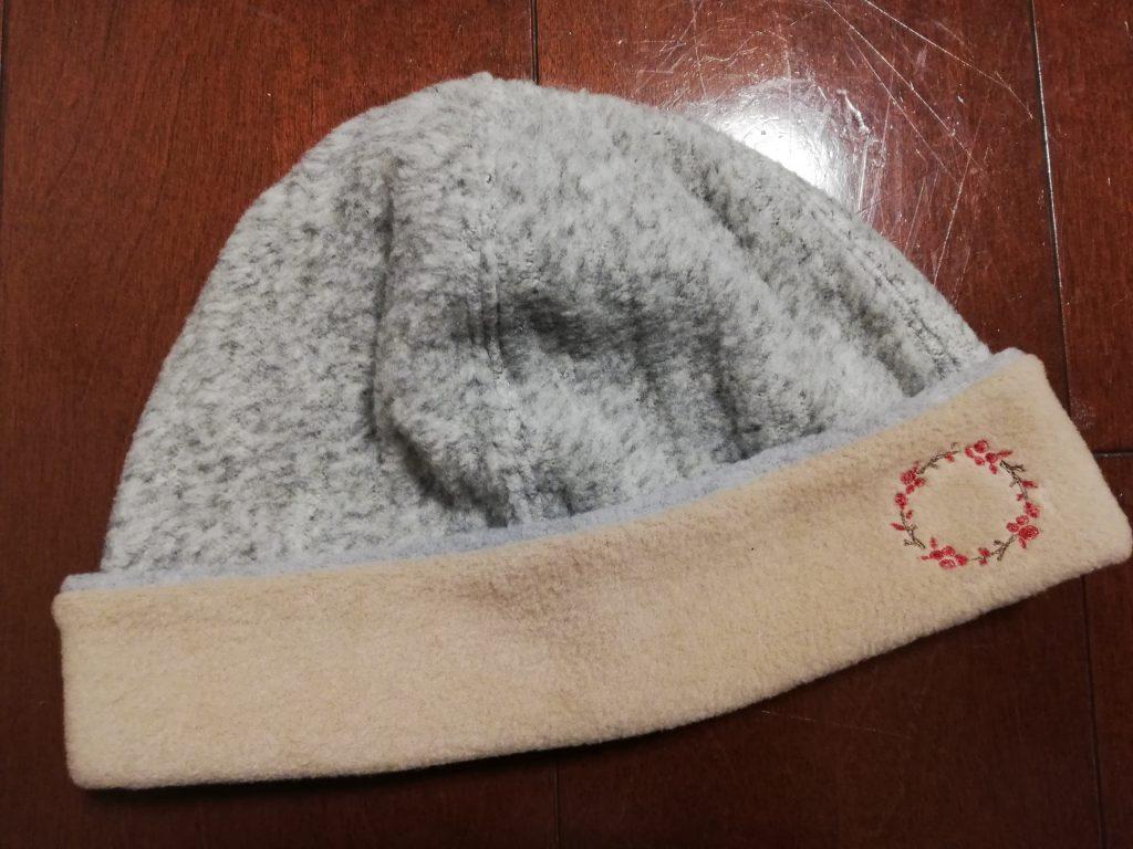 マーモット ニット帽