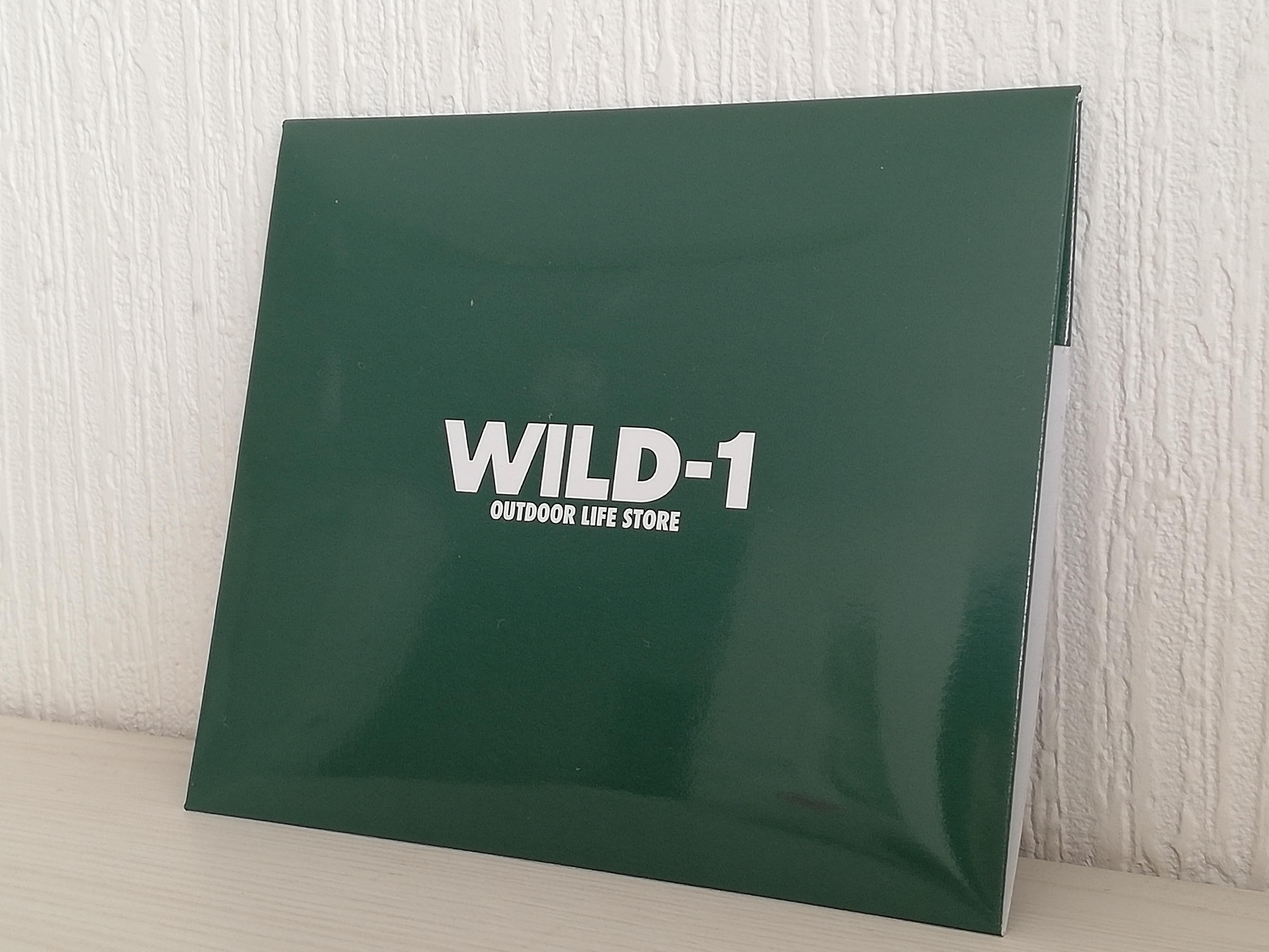 WILD-1 ワイルドワン