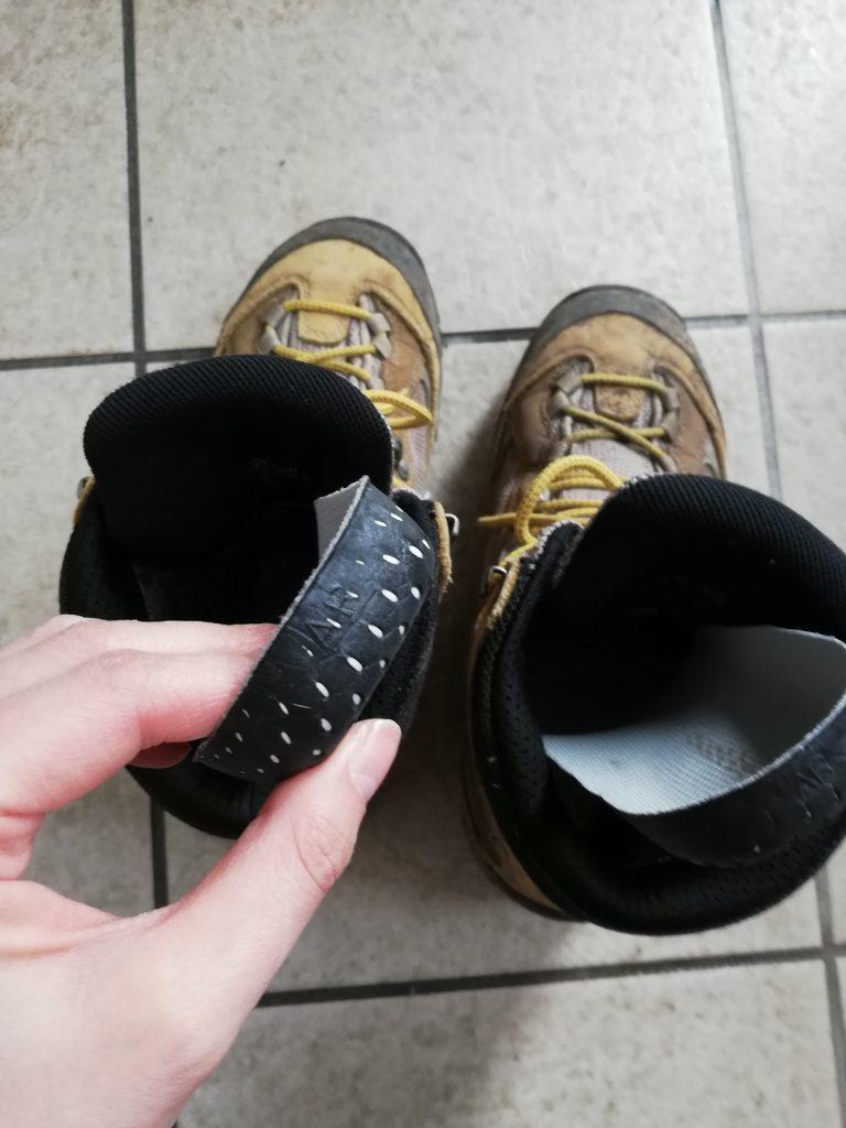 登山靴 トレッキングシューズ 手入れ メンテナンス