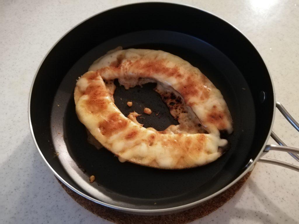 山フライパン レシピ