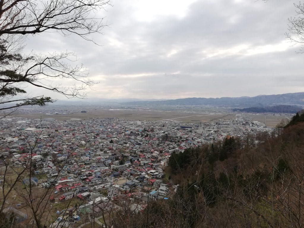 楯山 山形百名山