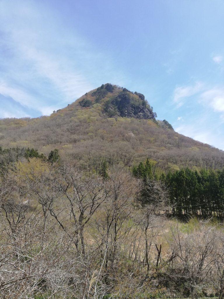 宮城県 鎌倉山 ゴリラ山