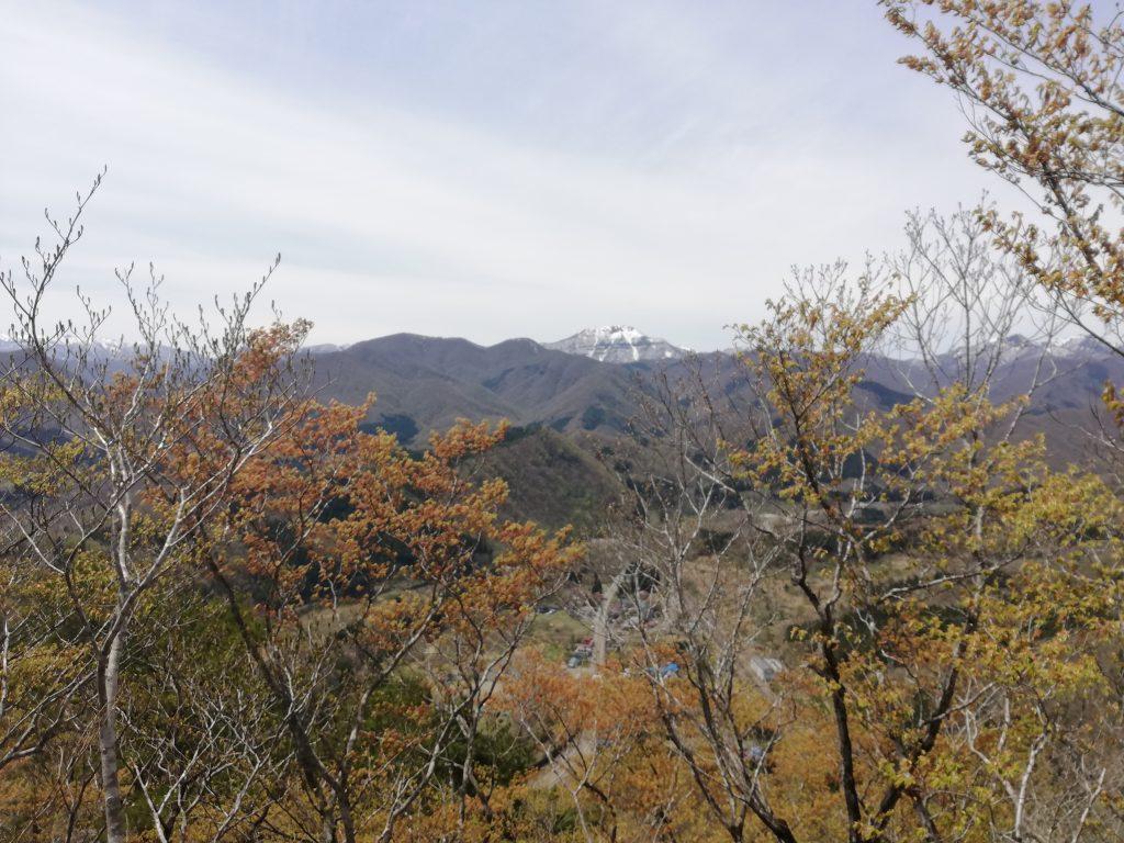宮城県 鎌倉山 山頂