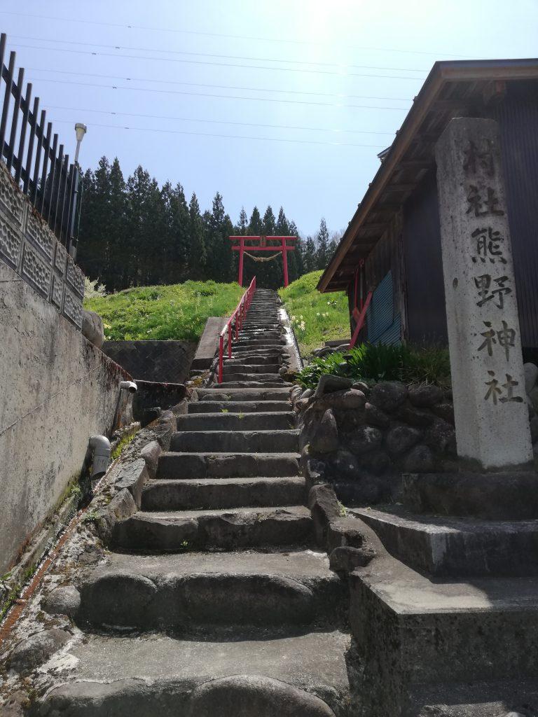 天狗山 山形百名山 登山口