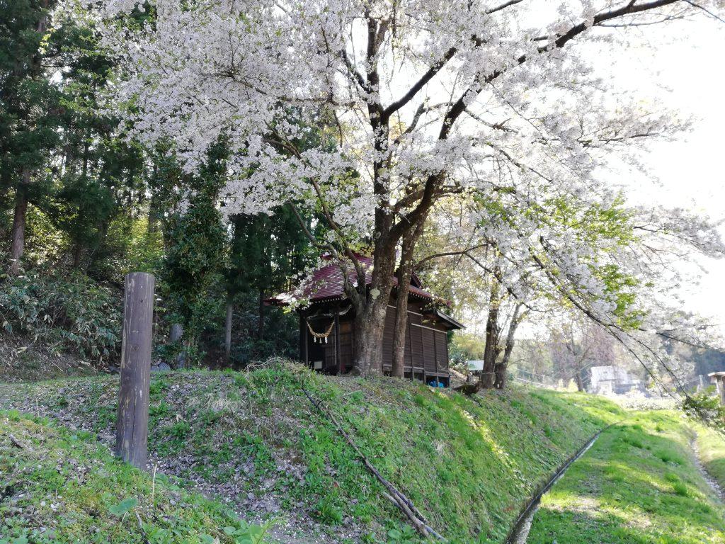 天狗山 山形百名山 熊野神社