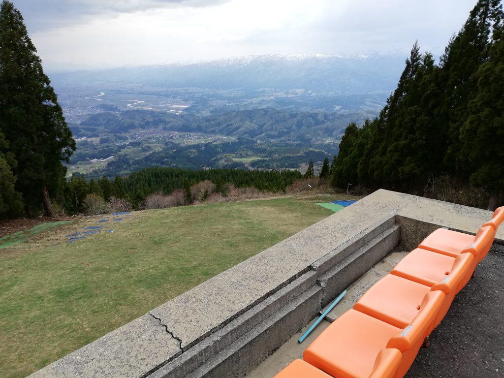 白鷹山 山形百名山 気象観測所