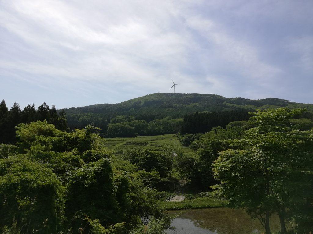 宮城県 徳仙丈山